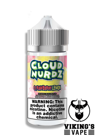 Cloud Nurdz - Strawberry Lemon