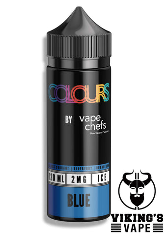 Vape Chefs - Colours Blue