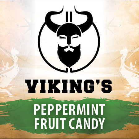 Peppermint Fruit Candy