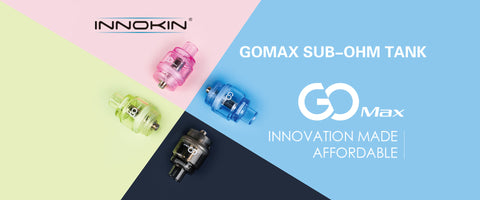 Innokin GoMax Multi-Use Disposable Tank