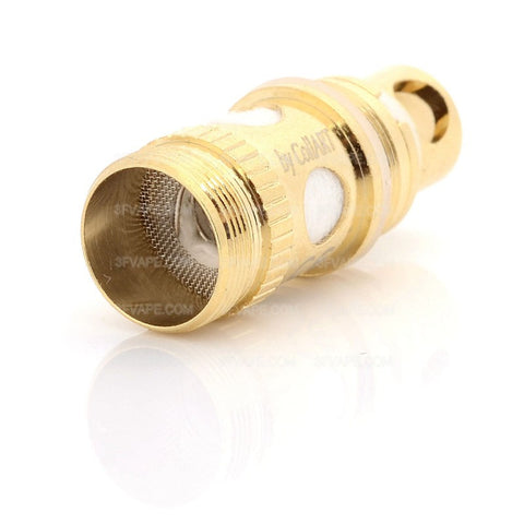 Coil Art Gold coils 0.5ohm