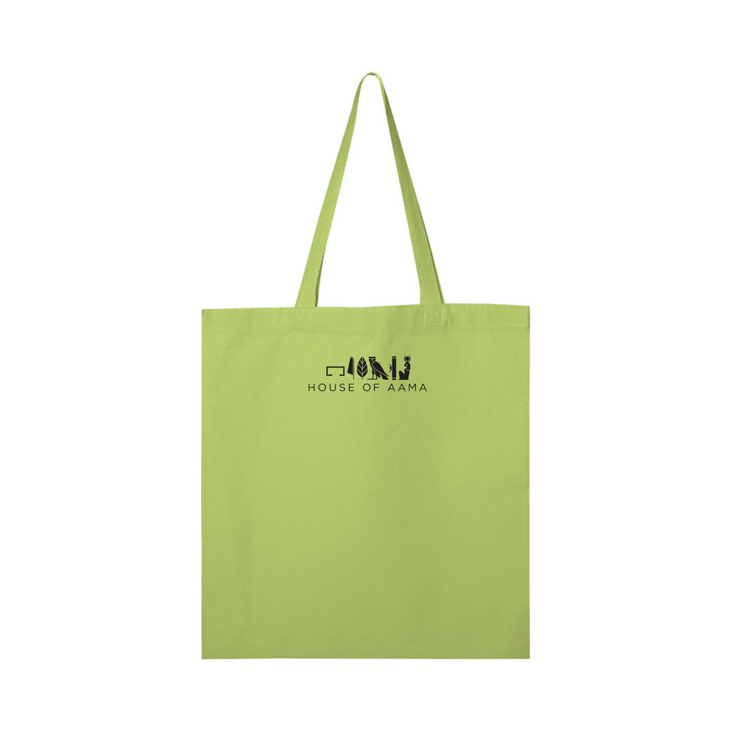 Southern Girl Green Tote