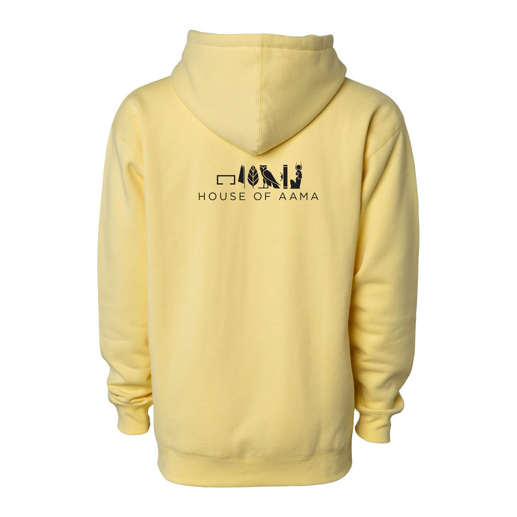 Southern Girl Yellow Hoodie