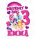 My Little Pony Birthday Shirt Transfer | Pink Birthday Girl