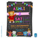 Daniel Tiger Invitation - Colorful Chalkboard - Style #018