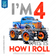 Monster Truck Heat Transfer Design | Any Name and Age | How I Roll