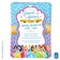 Disney Princesses | Birthday Invitation | Style 02