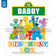 Sesame Street Birthday Iron On Transfer - Primary Colors - Daddy of Birthday Boy