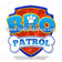 Paw Patrol Iron On Transfer - Patrol | Bro Patrol