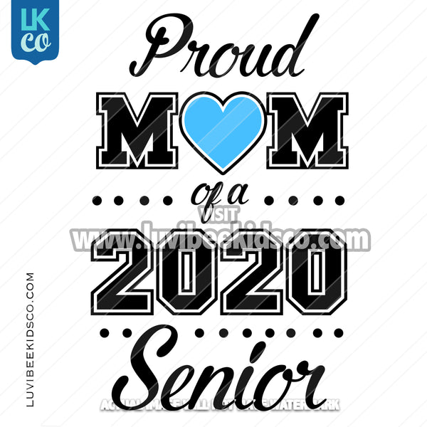 Heat Transfer Design - Senior Graduation Transfers - LuvibeeKidsCo