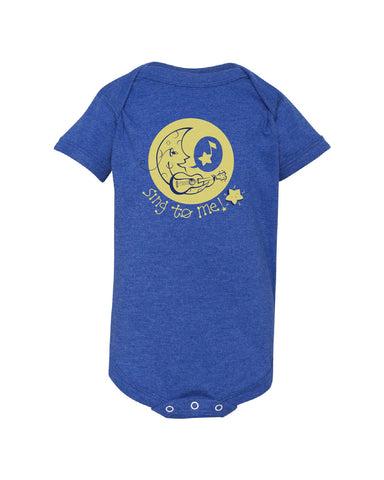 "Infant ""Moon"" Onesie"