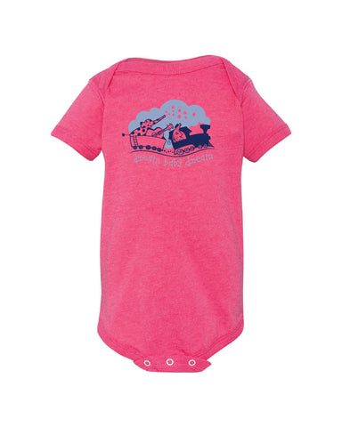 "Infant ""Train"" Onesie"