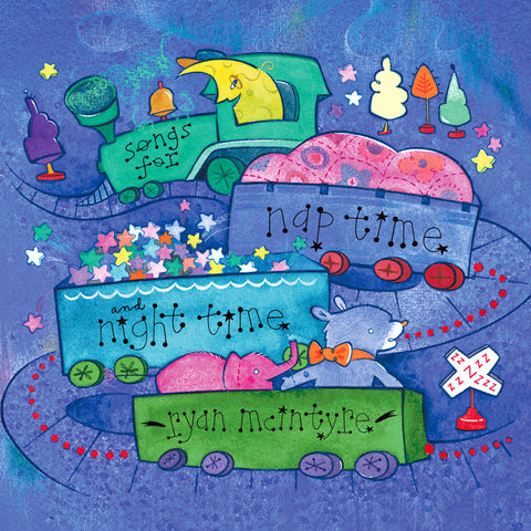 Songs for Nap Time and Nighttime (Digital Download ONLY)
