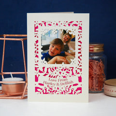 Photo Keepsake Cards