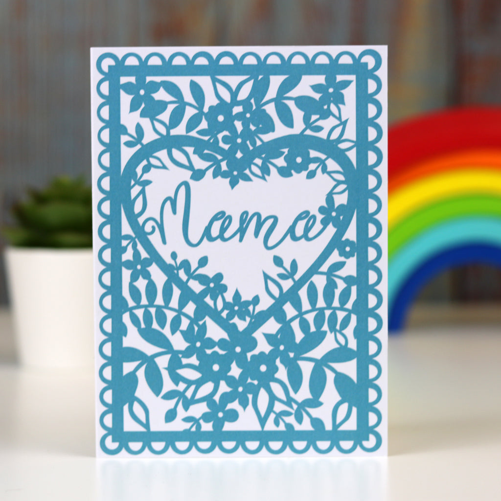 Mama A6 Printed Card Wholesale Pack