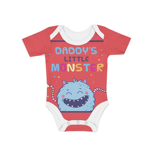 Infant Daddys Lil Monster Onesie - Frugal Bob's