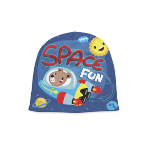 Infant Space Fun Beanie - Frugal Bob's