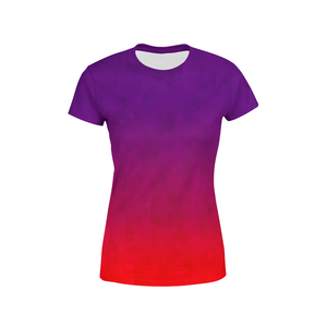 Women's Stained Triangles T-Shirt - Frugal Bob's