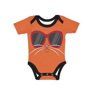 Infant Cool Cat Onesie - Frugal Bob's
