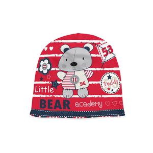 Infant Bear Academy Beanie - Frugal Bob's