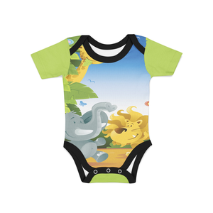 Infant Safari Dance Onesie - Frugal Bob's