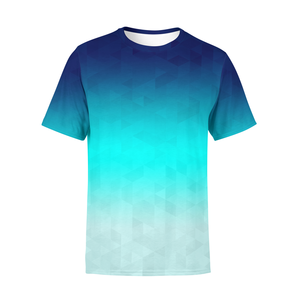 Men's Riptide Triangles T-Shirt - Frugal Bob's