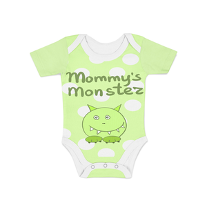 Infant Mommys Monster Onesie - Frugal Bob's
