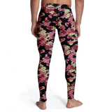 Men's Pink Stone Camo Tights - Frugal Bob's