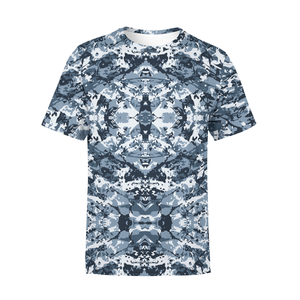 Men's Navy Camo T-Shirt - Frugal Bob's