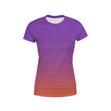 Women's Orange Dots T-Shirt - Frugal Bob's