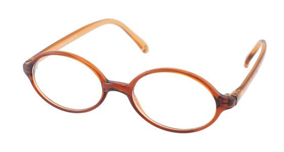 Swing Eyewear Glasses for Boys and Girls Brown