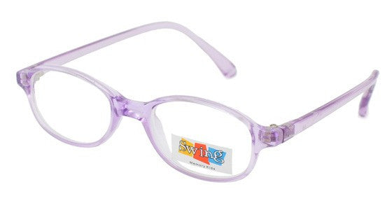 Swing Glasses for Girls and Boys Durable Purple