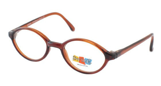 Swing Glasses for Girls and Boys Durable Brown
