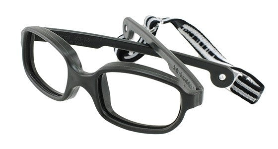 Solo Bambini Glasses for Boys and Girls Durable Black