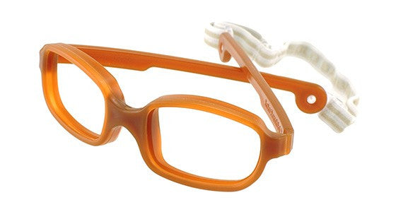 Solo Bambini Glasses for Boys and Girls Durable Brown