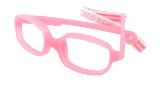 Solo Bambini Glasses for Boys and Girls Durable Pink