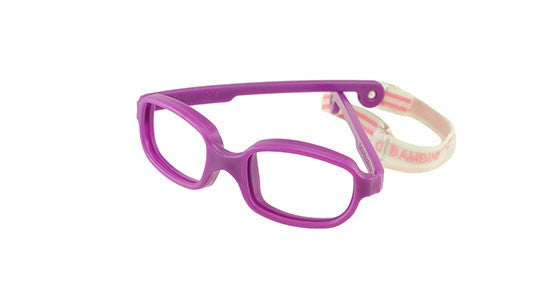 Solo Bambini Glasses for Boys and Girls Durable Purple