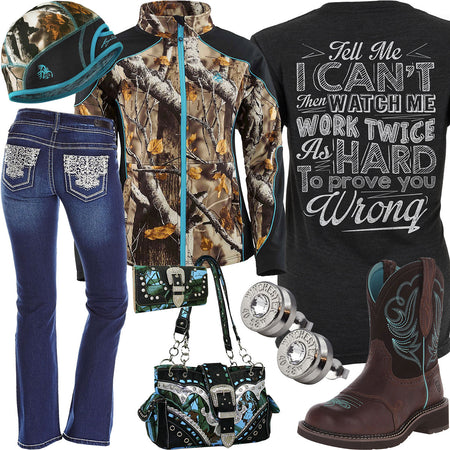 Prove You Wrong Buckle Purse & Wallet Outfit
