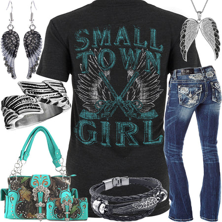 Small Town Girl Outfit