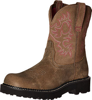 Ariat Brown Bomber Fatbaby Original Work Boot