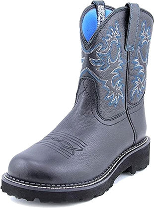 Ariat Black Deertan Fatbaby Boot