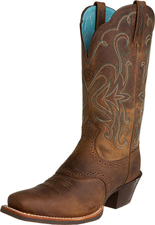 Ariat Distressed Brown Legend Western Boot