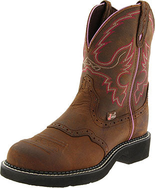 Justin Boots Aged Bark Gypsy Collection Boot