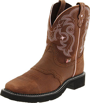 Justin Boots Bay Apache Gypsy Collection Boot