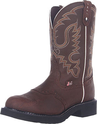 Justin Boots Dark Aged Bark Gypsy Boot