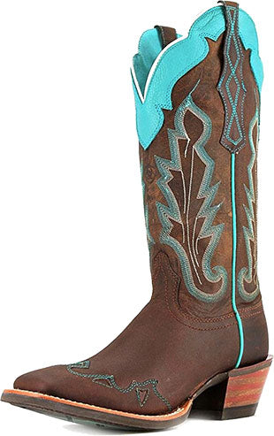 Ariat Weathered Brown Caballera Boot