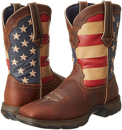 Durango Flag Boot
