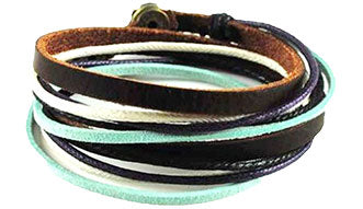 Leather Bracelet Wrap