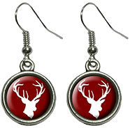 Deer Hunter Earrings