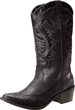Coconuts by Matisse Black Scorpion Boot